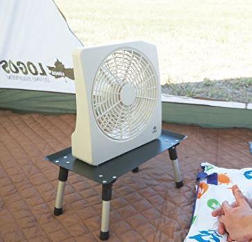 ロゴス扇風機